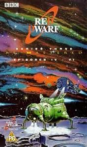 Red Dwarf - Series 3 - Episodes 4-6 [Remastered] [1988] [VHS]