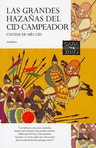 Las grandes hazanas del Cid campeador / The great deeds of the Cid (Cara Y Cruz) por Not Available