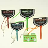 FTD - 4 x Drennan Catapult Revolution Tangle Free Caty Selection (Ulta Soft, Light Elastic, Stong Latex & X-Strong Latex) - also comes with 20 FTD Barbless Hair Rigs