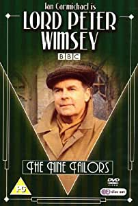 Lord Peter Wimsey  - Nine Tailors [DVD]