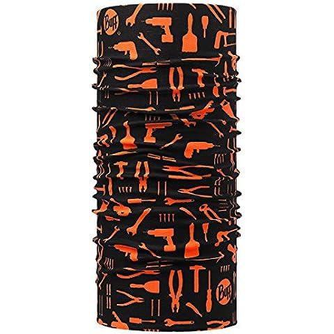 Braga BUFF Thermal Profesional - Color: Tools orange fluor