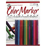 Royal & Langnickel Assorted Markers Pad Pack