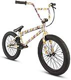 20 Zoll BMX Collective C1 Pro Park Freestyle Bike Fahrrad 16/9 Park Bike schwarz, raw, rot oder Galaxy (Burst)