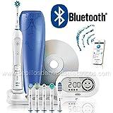 Oral-B Pro 6000 Smart Series Elektro Zahnbürste mit Bluetooth und Smart Guide inklusive 7 Aufs