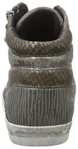Gabor Damen Comfort Basic Derbys Grau (elefante (micro))