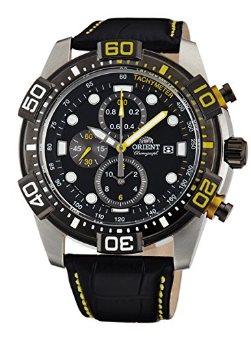 Uhr Orient Quarz Ritter ftt16005b0Sport Chronograph