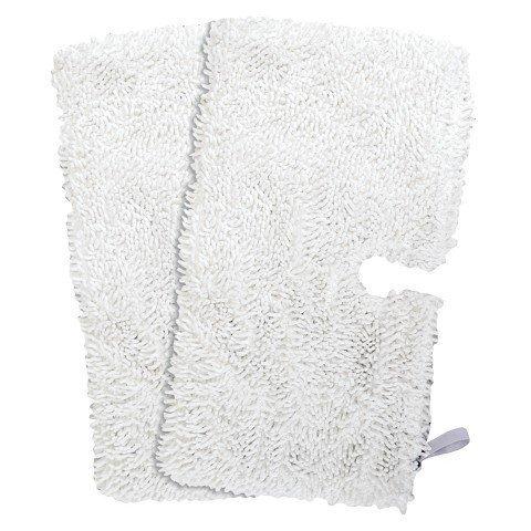 hark MiniCoral All Purpose Steam Cleaner Mop Pocket Pads Covers for S2901 S3501 S3502 S3601 S3701 S3901 SM200 S3455 S4501 by Deals365(TM) ()