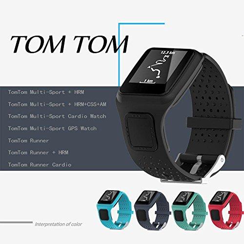 Zoom IMG-1 kobwa tomtom orologio da polso