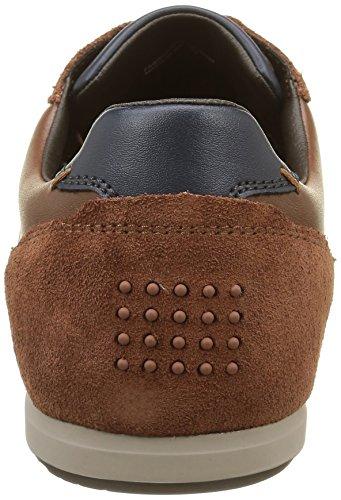 TBS Langton, Chaussures Lacées Homme Marron (Cognac)