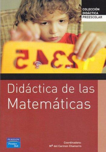 Didáctica de las matemáticas para Infantil (Fuera de colección Out of series)
