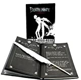 papapanda Death Note Notizbuch mit Federkiel Light Yagam