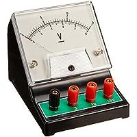 United Scientific mvt002DC Voltmeter, 0–3V, 0–10V, 0–15V