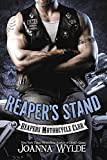 Front cover for the book Reaper's Stand (Reapers Motorcycle Club) by Joanna Wylde