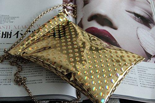Zarapack - Borsa a tracolla donna (Fancy Gold)