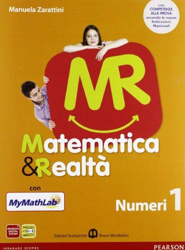 Matematica e realtà. Con N1/F1-Scratch MyMathLab gold. Per la Scuola media. Con espansione online