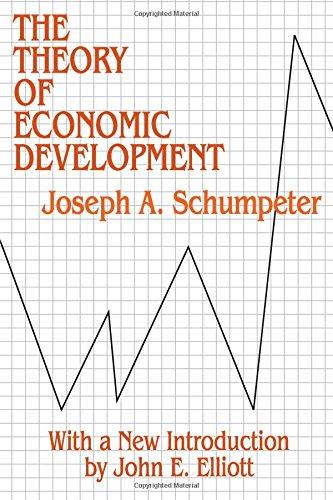 Theory of Economic Development (Social Science Classics Series) por Joseph A Schumpeter