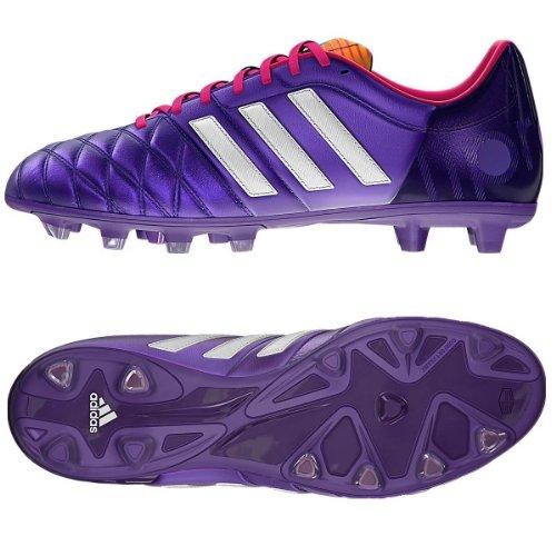 Adidas 11nova TRX FG BLAU/RUNWHT - 8