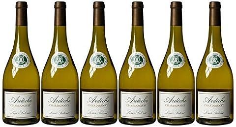 Louis Latour Chardonnay de l'Ardeche 2013/2014 75 cl (Case of 6)