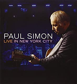 Live in New York City (2 CD + DVD) by Paul Simon (B008UTV6S8) | Amazon price tracker / tracking, Amazon price history charts, Amazon price watches, Amazon price drop alerts