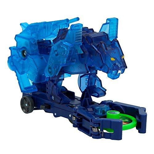 Screechers Wild - Rattlecat - Vehículo Nivel 2 (Colorbaby...