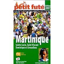 Petit Futé Martinique : Sainte-Lucie, Saint-Vincent, Dominique et Grenadines