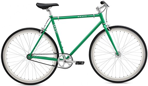 SE Bikes Draft Lite Singlespeed/Fixie Bike 2017 (Grün, 52cm) (Se Bike Draft)