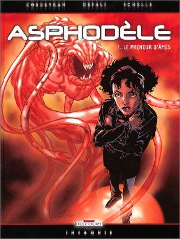 Asphodèle, tome 1 : Le Preneur d'âmes