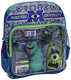 Monsters University - Mochila Escolar Monstruos, S.A. Monstruos (Sambro 6448)