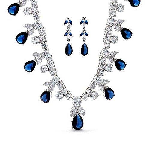 bling-jewelry-zafiro-cz-teardrop-simulado-boda-set-de-joyera-chapados-en-rodio
