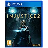 Injustice 2 Deluxe Edition (PS4) (輸入版)