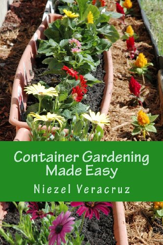Container Gardening Made Easy: The Best Beginner's Guide to Container Gardening PDF Books