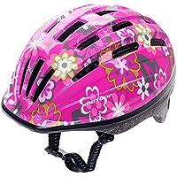 Meteor Casco Bici Ideale per Bambini e Adolescenti Caschi Perfetto per Downhill Enduro Ciclismo MTB Scooter Helmet Ideale per Tutte Le Forme di attività in Bicicletta Helmo HB6-2