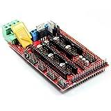 Ecloud Shop Pixnor 3D Printer Controller RAMPS 1.4 für RepRap Mendel PRUSA Arduino