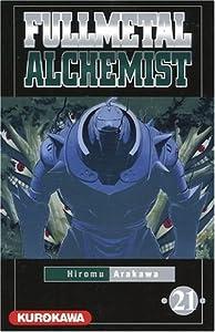 Fullmetal Alchemist Edition simple Tome 21