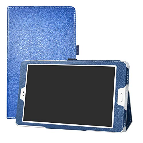 """Preisvergleich Produktbild LFDZ Teclast T8 Hülle,  Schutzhülle mit Hochwertiges PU Leder Tasche Case für 8.4"""" Teclast T8 Tablet, Blau"""