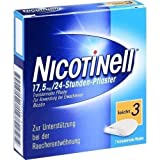 Nicotinell 17,5 mg 24 Stunden Pflaster, 7 St.