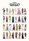 Poster Beyoncé - Queen B - Affiche Format A3 (42 cm x 29.7 cm) (Who Run The Wolrd ?, A3)