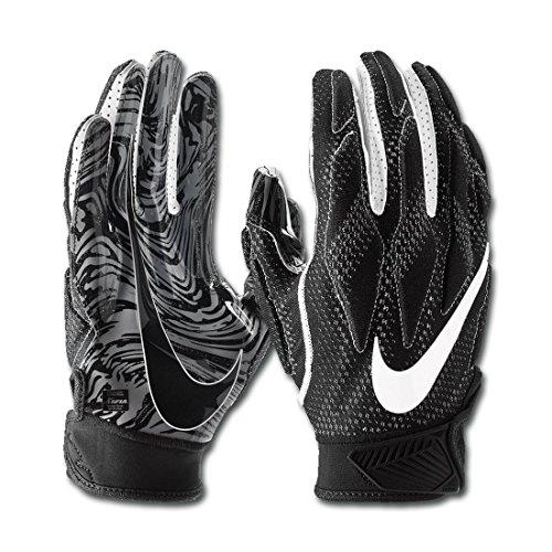 Nike Superbad 4.5 Design 2018 American Football Handschuhe - schwarz Gr. L