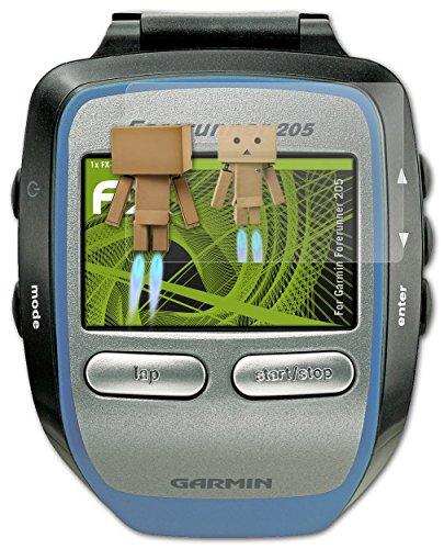 atfolix-proteccion-de-pantalla-garmin-forerunner-205-lamina-protectora-espejo-fx-mirror-con-efecto-e