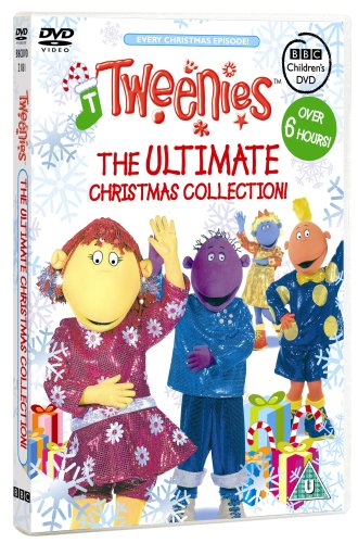 The Ultimate Tweenies Christmas Collection