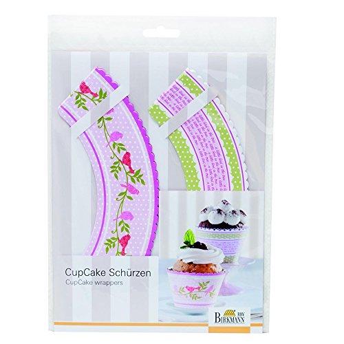 Birkmann 441149 Cupcake Schürze Vogel -