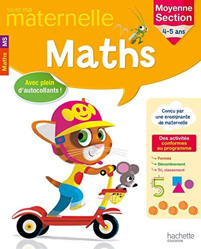 Toute Ma Maternelle Maths Moyenne Section