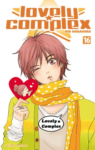 Lovely Complex Edition simple Tome 16