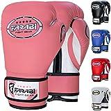 FARABI 8oz Junior Boxing Gloves Kids Boxing Gloves 8-oz...
