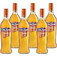 Cinzano Weinaperitif Orancio (6 x 0.75 l)