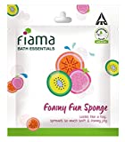 Fiama Bath Essentials Foamy Fun Sponge