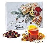 Teeprobierbox Winter - die winterliche Teebox mit tollen Wintertees