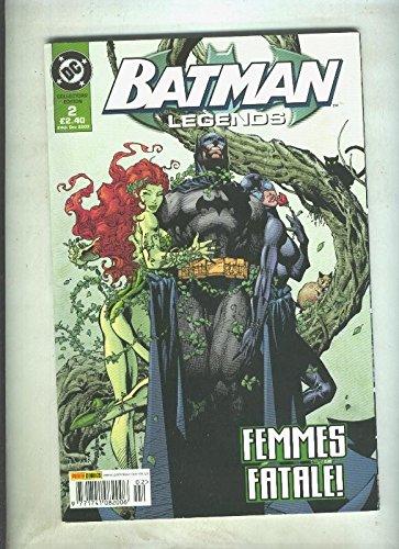 Batman Legends volumen 1 numero 02