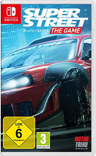 Super Street - The Game [Nintendo Switch]