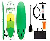 EXPLORER SUP RAIDER 300 x 75 x 10 cm Stand-Up-Paddle Board Set ISUP inflatable aufblasbar Paddling Surfboard - 2